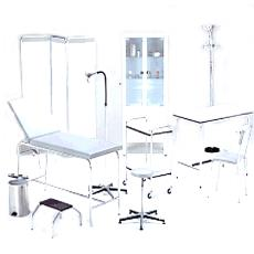 Metal Made Bed For Hospital