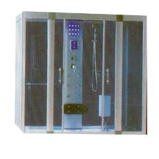 Steam Shower Room With Back Nozzle