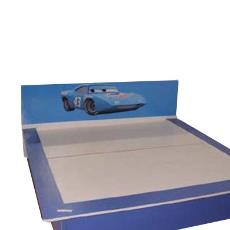 Blue Coloured Low Bed