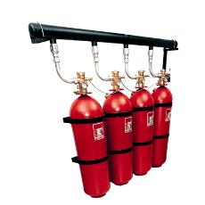 Industrial Grade Fire Suppression System