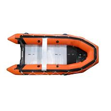 Inflatable Rescue Boat With Foot Pump