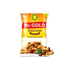 Hygienically Packed Refined Groundnut Oil