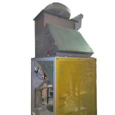 Dust Collector Bag Dumping Station