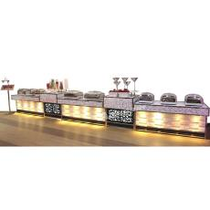 Buffet Counter For Hospital Industry