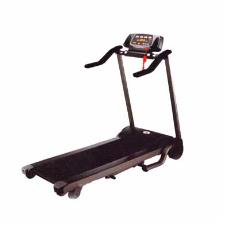 Fitness Treadmill With Led
