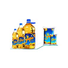 Hygienically Packed Refined Sunflower Oil