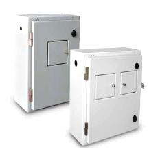 Corrosion Resistant Water Meter Cabinet
