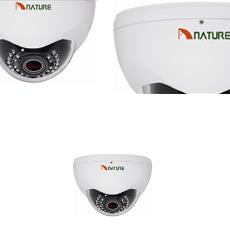Compact Designed Vandal-Proof Dome Camera