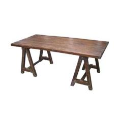Wooden Finished Dining Table