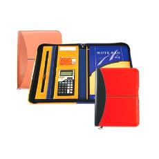 Folder With Calculator And Notepad