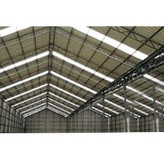 Industrial Grade Roofing Shed