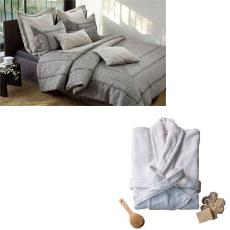 Bed And Bath Set