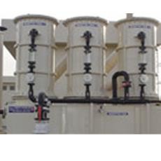 Automatic Chlorine Tonner Leak Detection And Absorption System