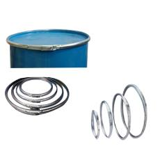 Galvanized Steel Lock Rings And Clamps