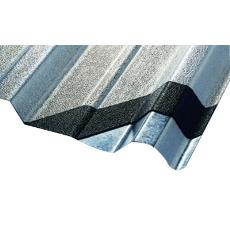 Multilayer Protected Steel Sheets With Trapezoidal Profile