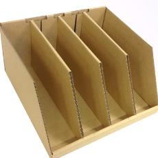 Partitioned Type Display Trays