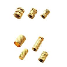 Brass Moulding Inserts For Pipes
