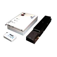 Electromagnetic Security Lock With Battery
