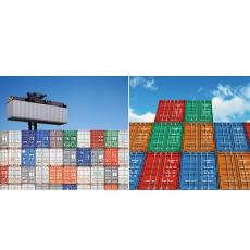 Shipping Container Storage Box