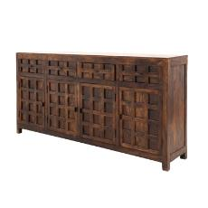 Cabinet With Four Door And Drawer