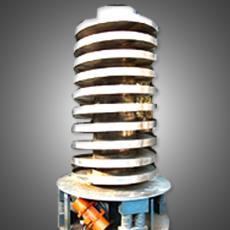 Vertical Type Spiral Elevator