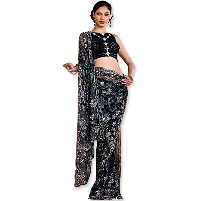 Chandelier lace sarees dubai chandelier ideas black chantilly lace saree indian products directory aloadofball Choice Image