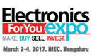 Electronics For You Expo 2017