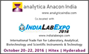 Analytica Anacon India + India Lab Expo 2016