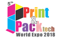 Print & Packtech World Expo 2018