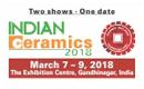 Indian Ceramics & Ceramics Asia 2018